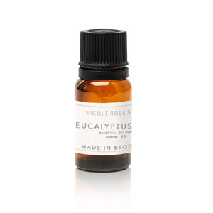 Eucalyptus + Ice Essential Oil Blend