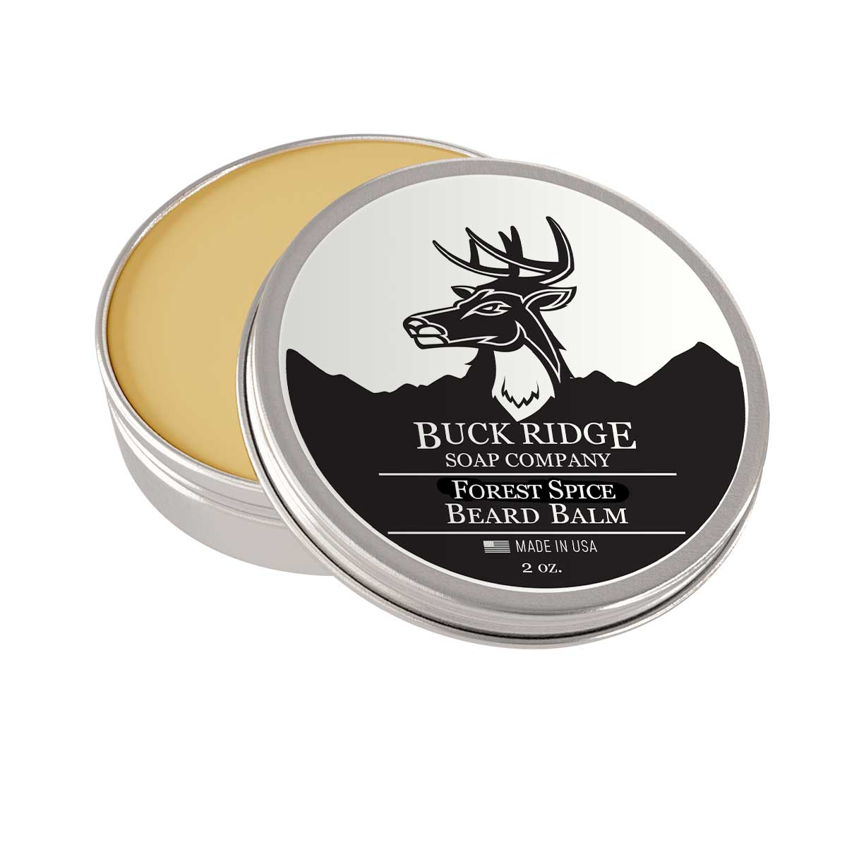 Forest Spice Beard Balm