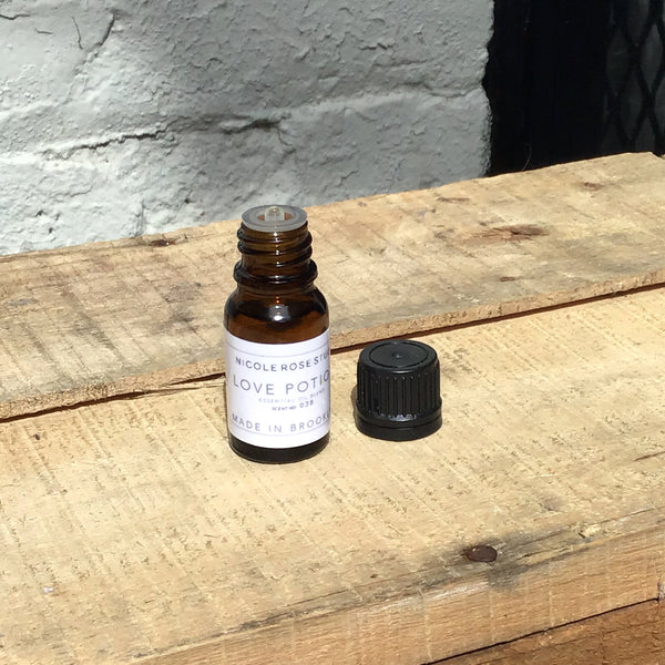 Love Potion Essential Oil Blend