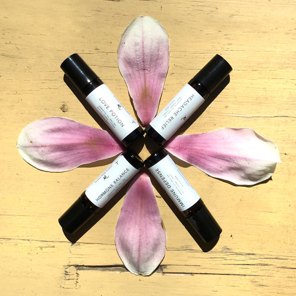 Love Potion Essential Oil Roll On