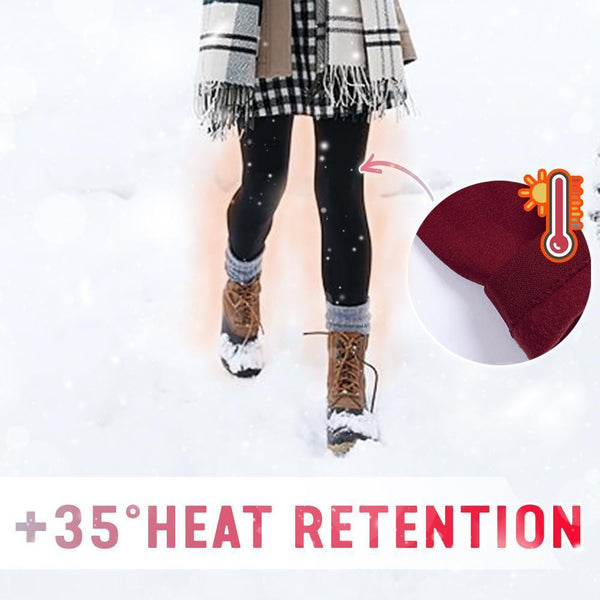 50% OFF TODAY - Heat Fleece Winter Leggings