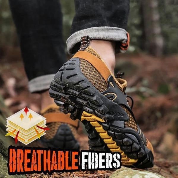LAST DAY PROMOTION 81% OFF - Outdoor Hiking Shoes - Super Resistant & Comfortable - XK-ING