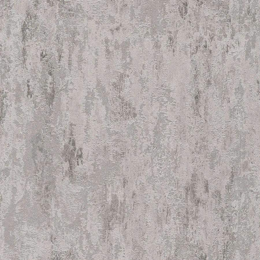 AS Creations Havana Texture Silver Wallpaper - 32651-6