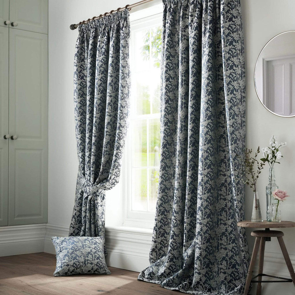 Ashley Wilde Bayford Grey Curtains