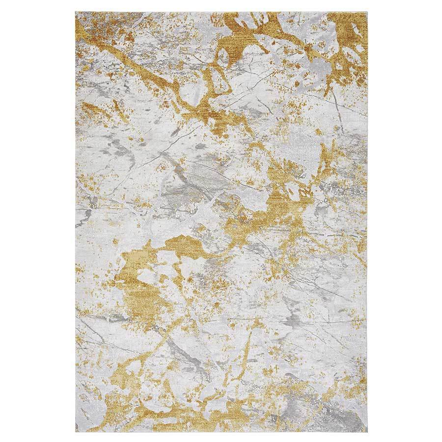 Asiatic Astral Ochre Rugs 200 x 290cm