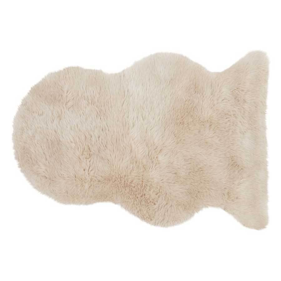 Asiatic Auckland Faux Sheepskin 70 x 200cm Honey