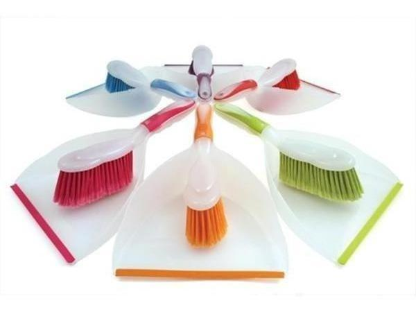 Bentley Brights Dustpan and Brush