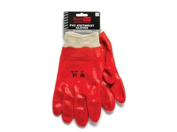 Black Rock General PVC Gloves