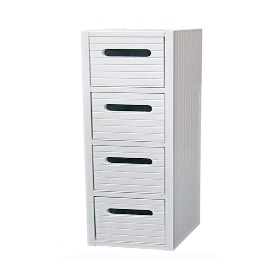 Blue Canyon Slim 4 Drawer Modena Cabinet