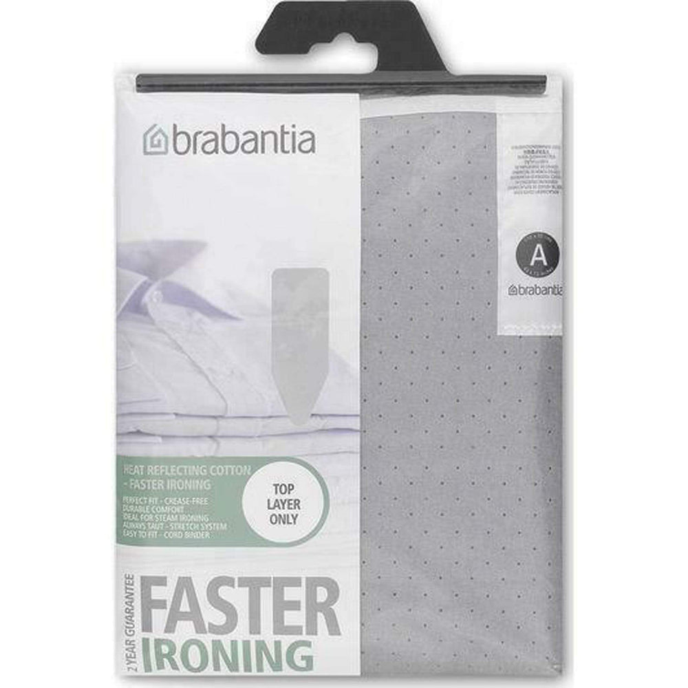 Brabantia Metalised Ironing Board Cover 124X45 Brabantia Metalised Ironing Board Cover 124X45