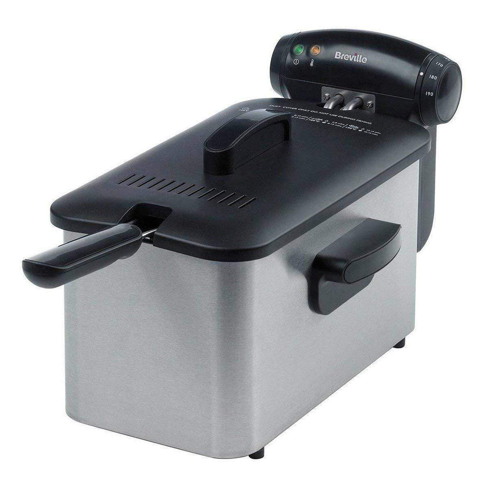 Breville Silver Deep Fat Fryer