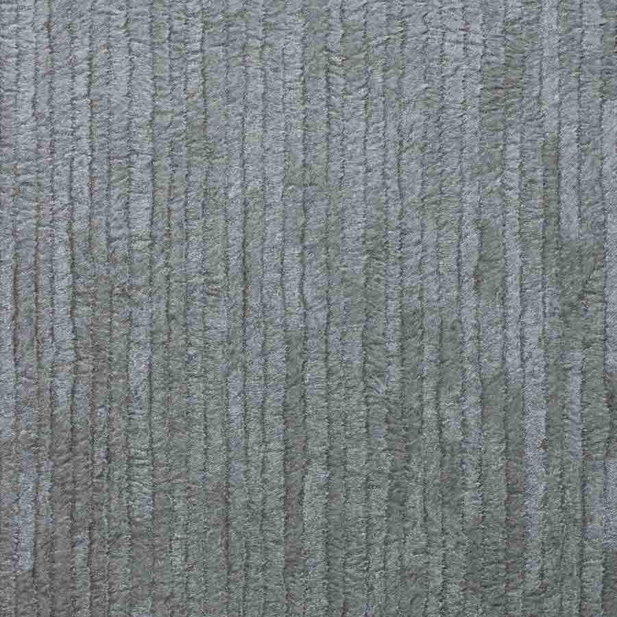 CWV Bergamo Leather Texture Silver/Dark Grey Glitter Wallpaper - M1402