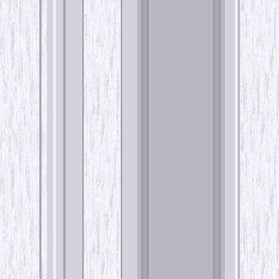 CWV Synergy  Dove Grey Striped Glitter Wallpaper - M0853
