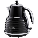 Delonghi Scultura Black Kettle
