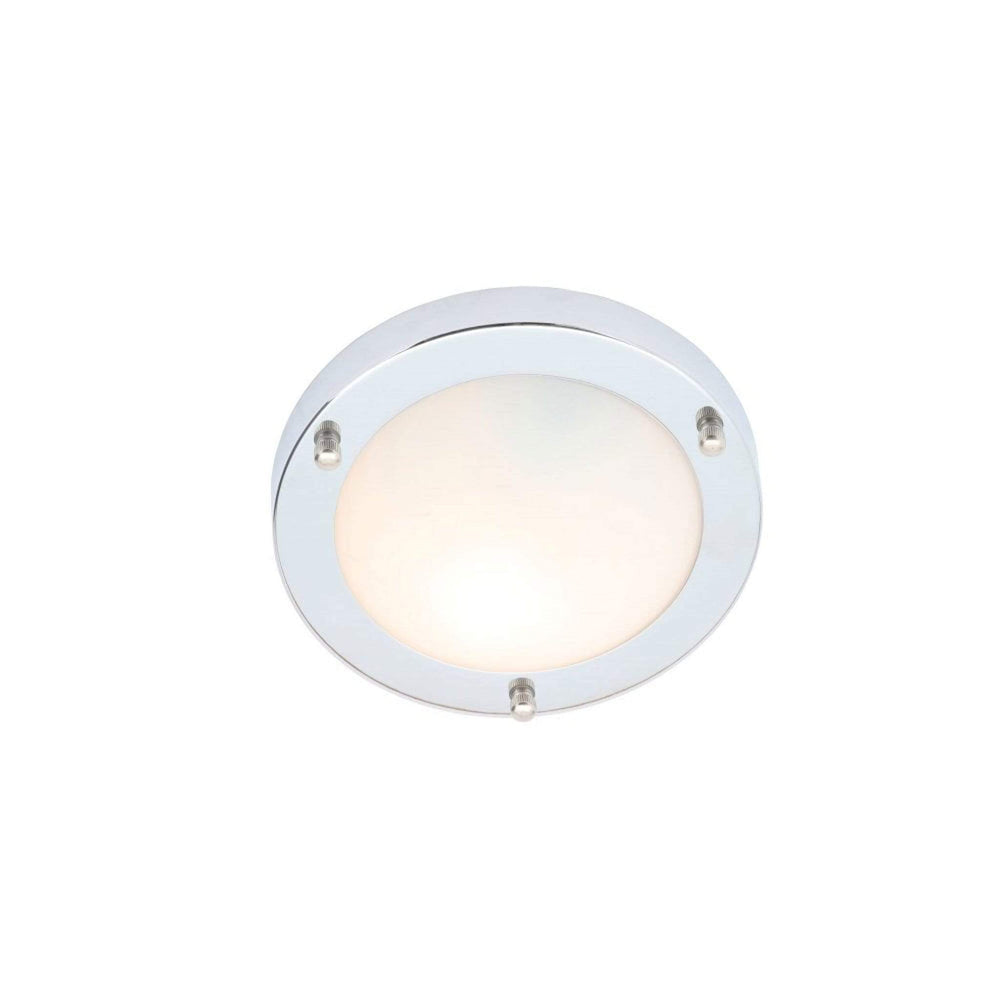 Delphi Small LED Flush Ceiling Light - SPA34046CHR Delphi Large LED Flush Ceiling Light - SPA34046CHR