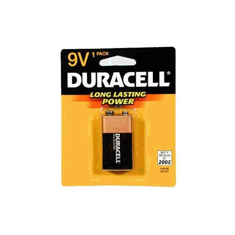 Duracell Plus Power 9V 1 Pack