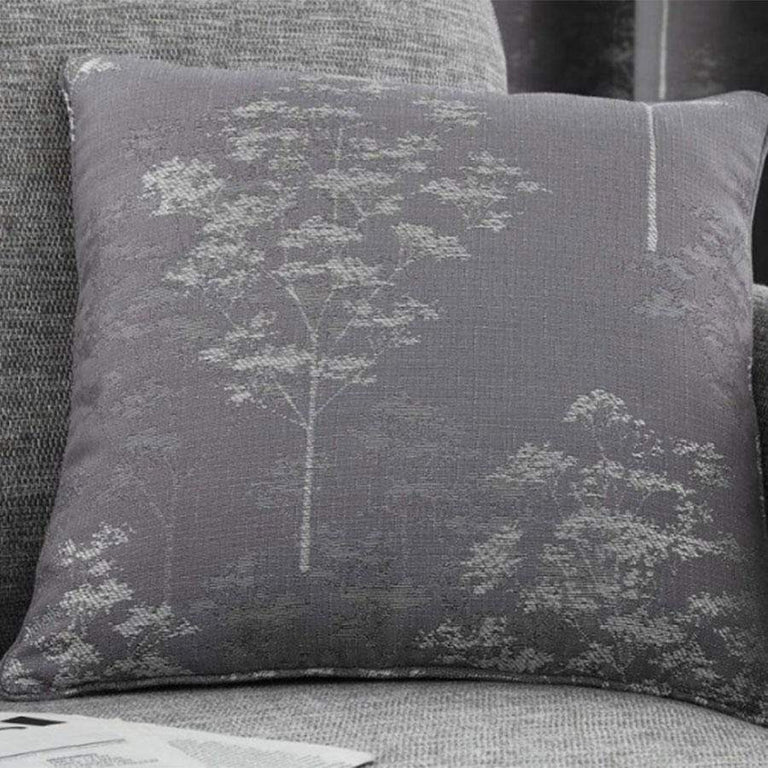 Elmwood Graphite 43 x 43cm Cushion
