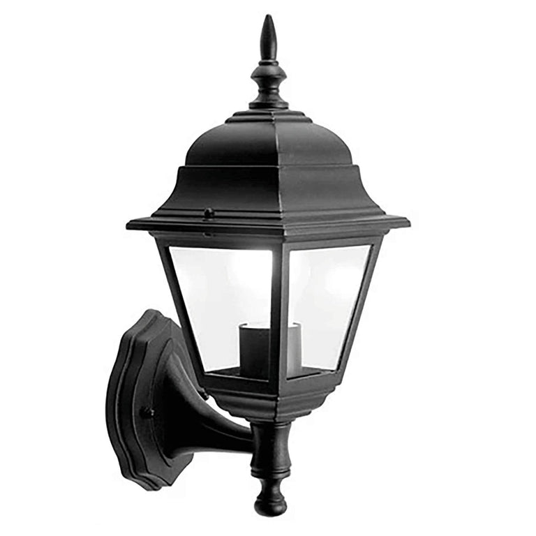 Eveready Black 4 Sided Lantern