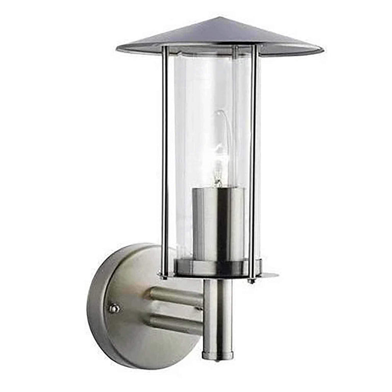 Eveready Chrome Lantern