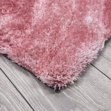 Flair Rug Verge Furrow Pink