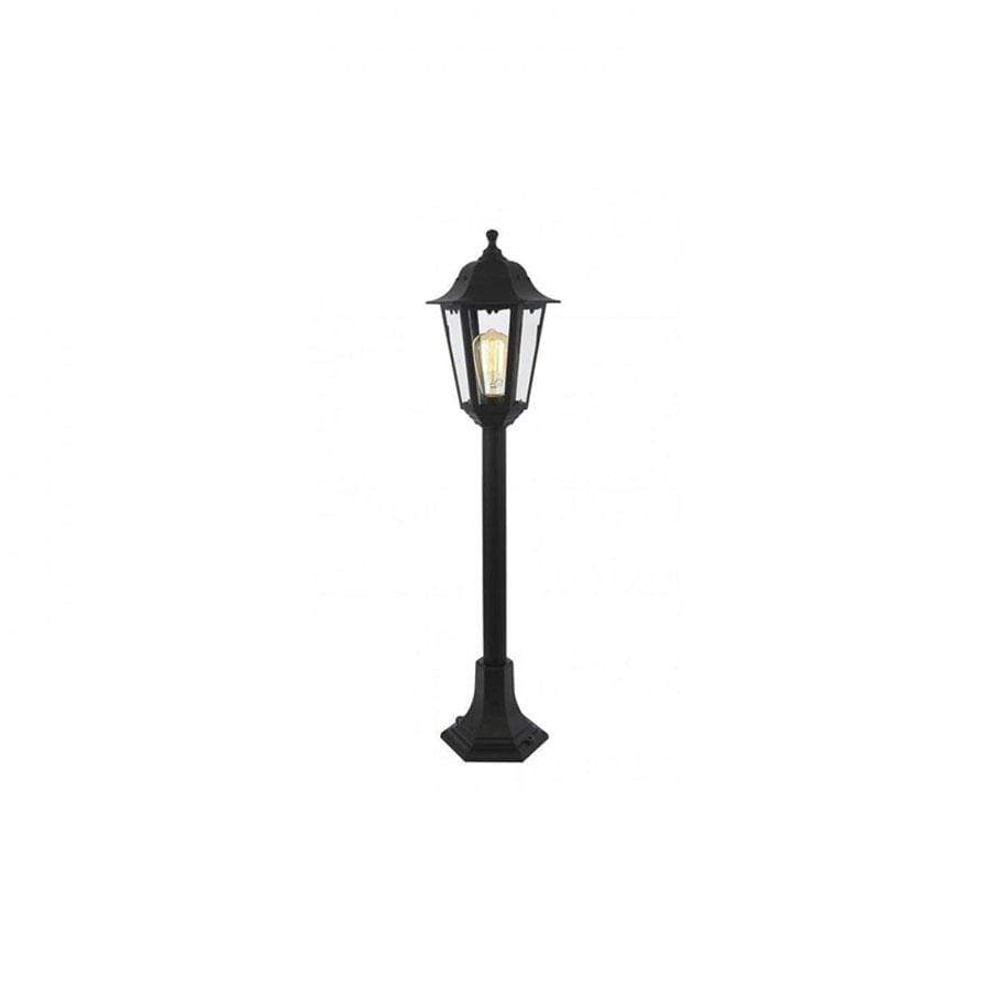 Forum Lighting Polycarbonate 6 Panel Tall Post Lantern