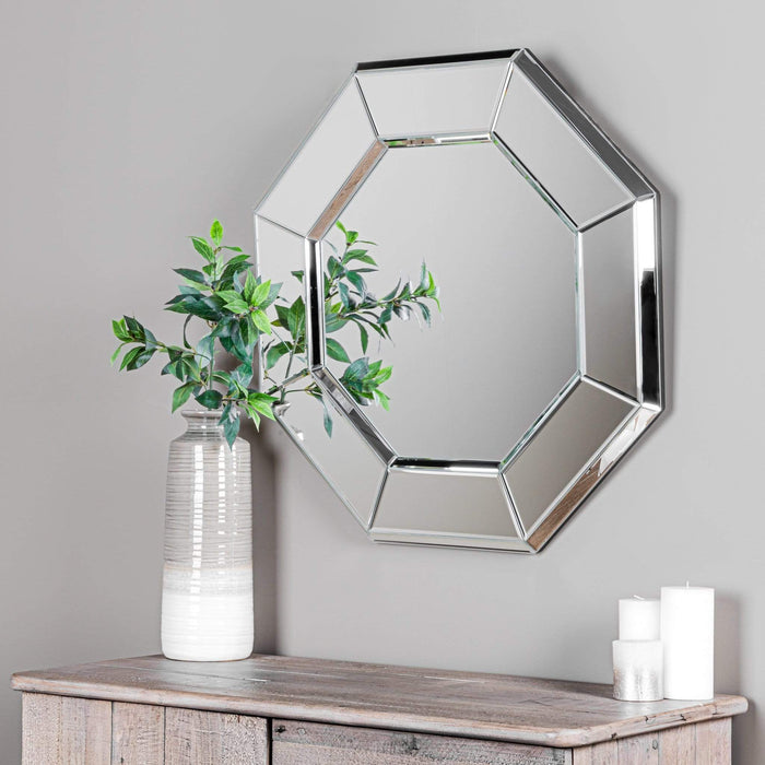 Gallery Vienna Octagon Mirror 800mm Gallery Vienna Octagon Mirror 800mm
