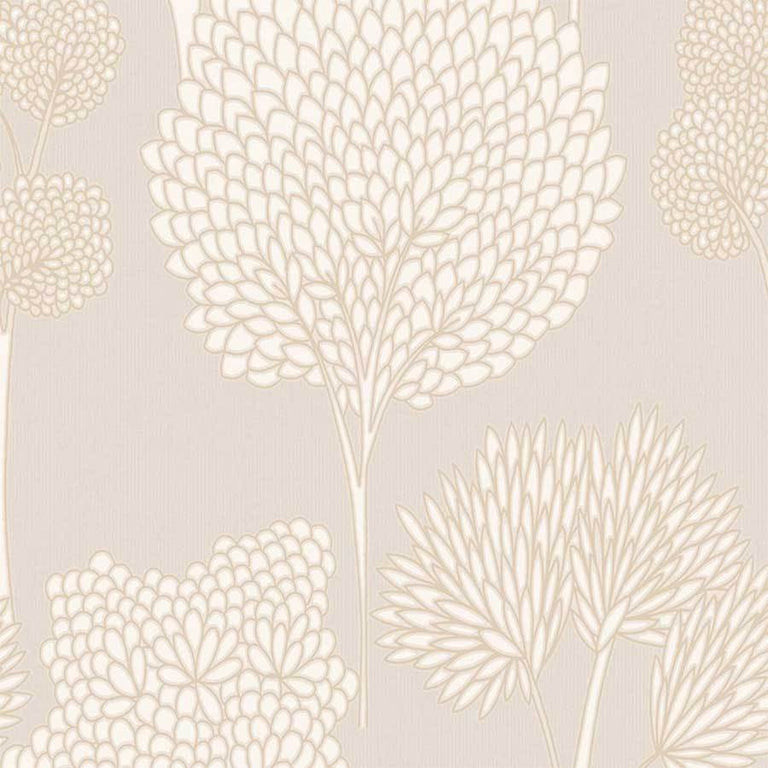 Graham & Brown Whimsical Natural Wallpaper Sample - 105826