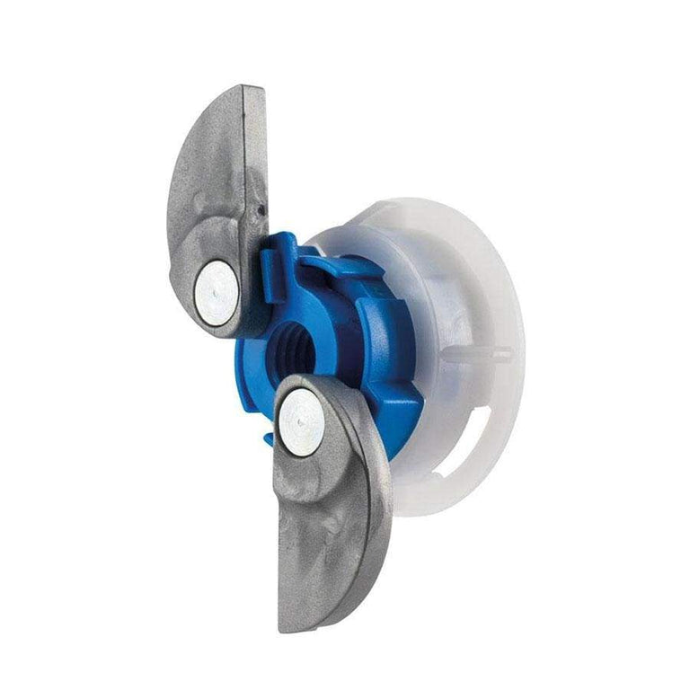 Gripit Pack Of 4 Blue Plasterboard Fixing 25mm