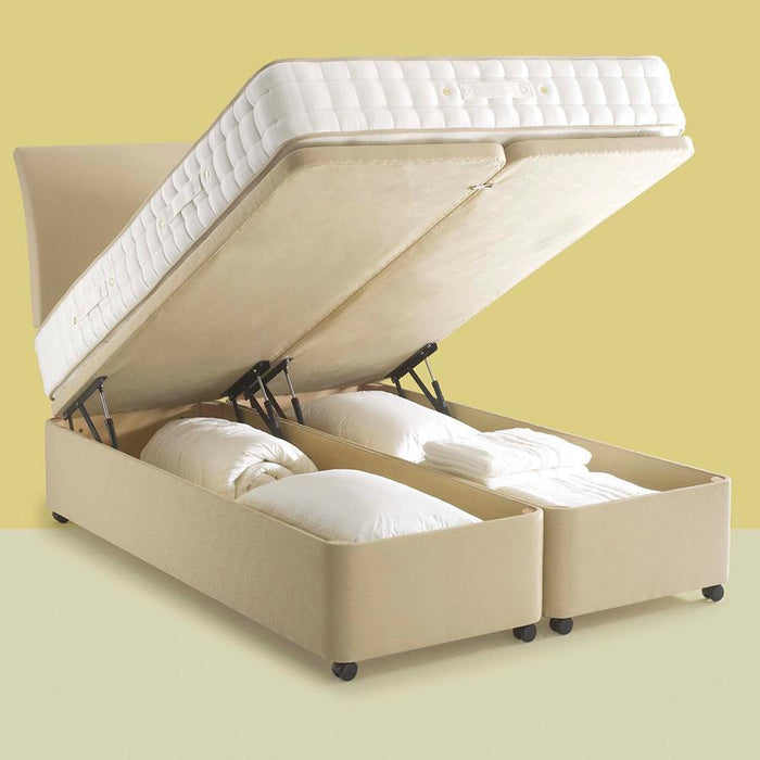Hypnos Pillow Top Pearl Super Storage Divan Set