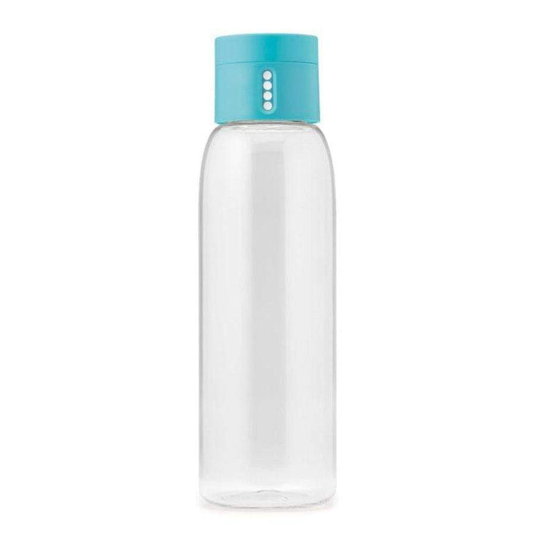 Joseph Joseph Dot Water Bottle With Hydration Counting Lid