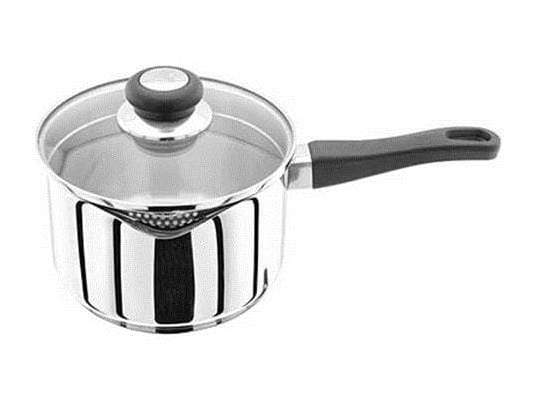 Judge Vista 1.2 litre Draining Saucepan