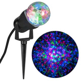 Kaemingk Lumineo Multi Coloured LED Kaleidoscope