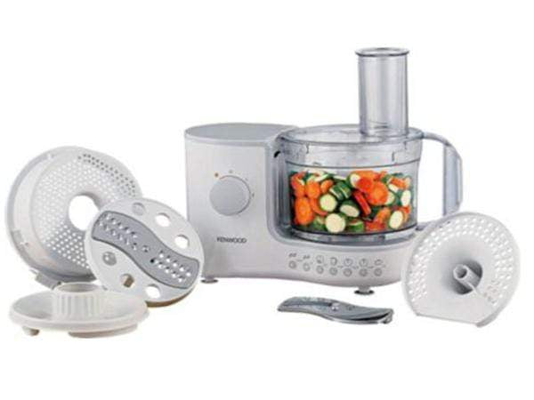 Kenwood White Compact Food Processor