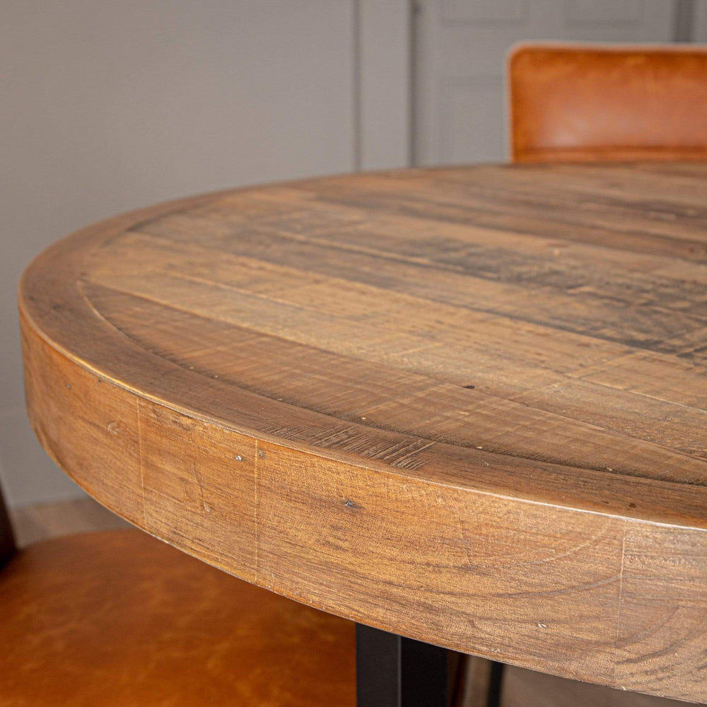 Lincoln Round Dining Table Lincoln Round Dining Table