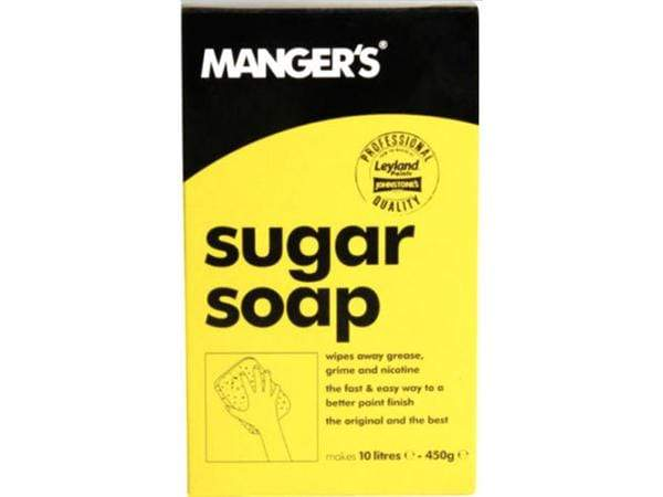 Mangers 10 Litre Sugar Soap Mix