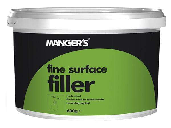 Mangers 600g Fine Surface Tub