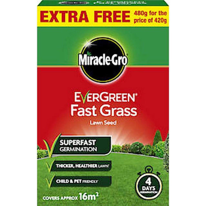 Miracle-Gro Fast Grass Lawn Seed Miracle-Gro Fast Grass Lawn Seed