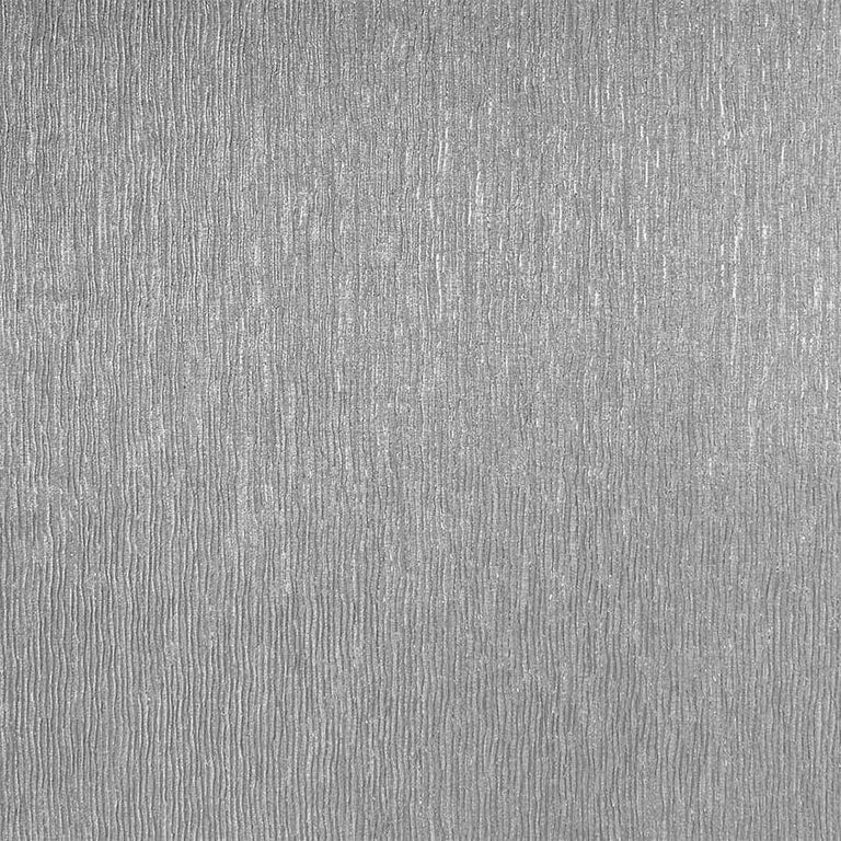 Muriva Metallic Estefania Silver Wallpaper Sample - 701670