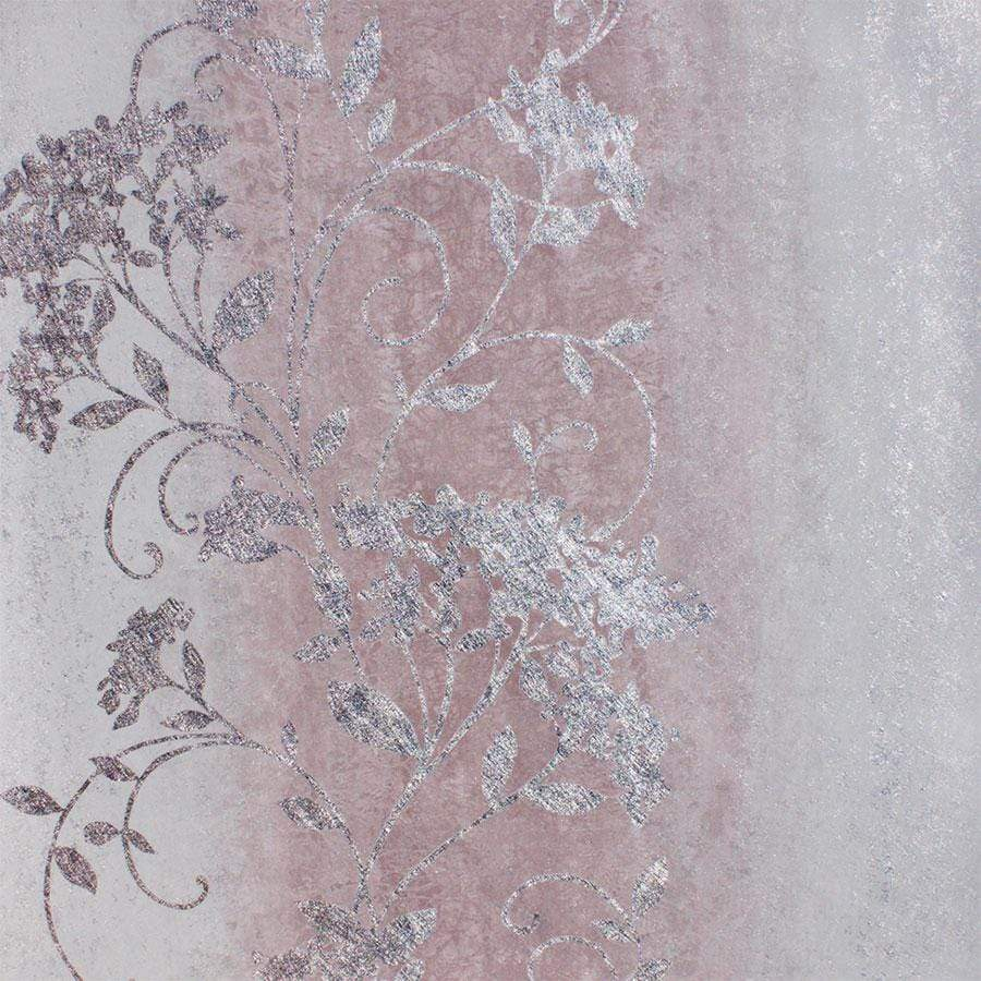 Muriva Sienna Trail Dusty Pink Wallpaper Sample - 701583