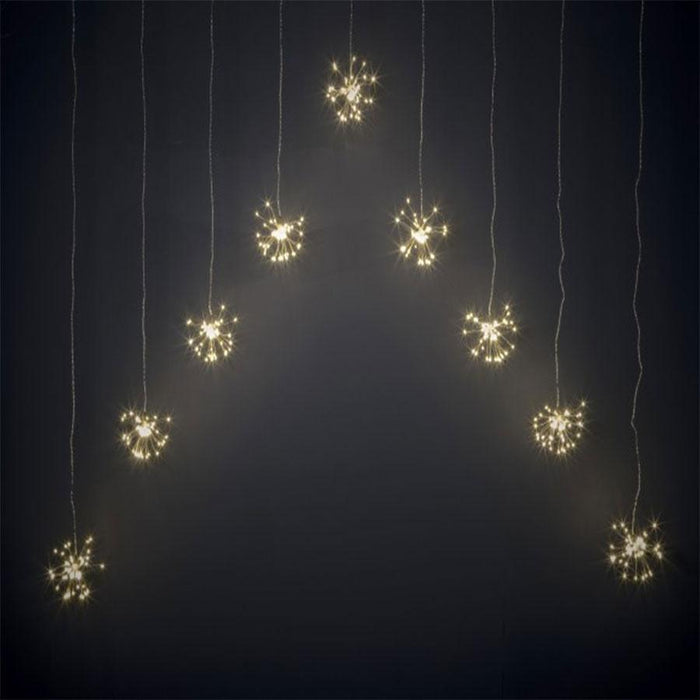 Noma String Firework 540 LED Warm White Lights
