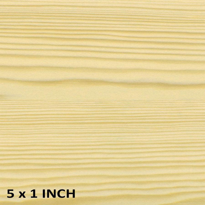 PAR Whitewood Timber 5 x 1 Inch 3 Metre