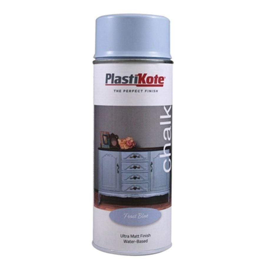 Plastikote Chalk 400ml Frost Blue