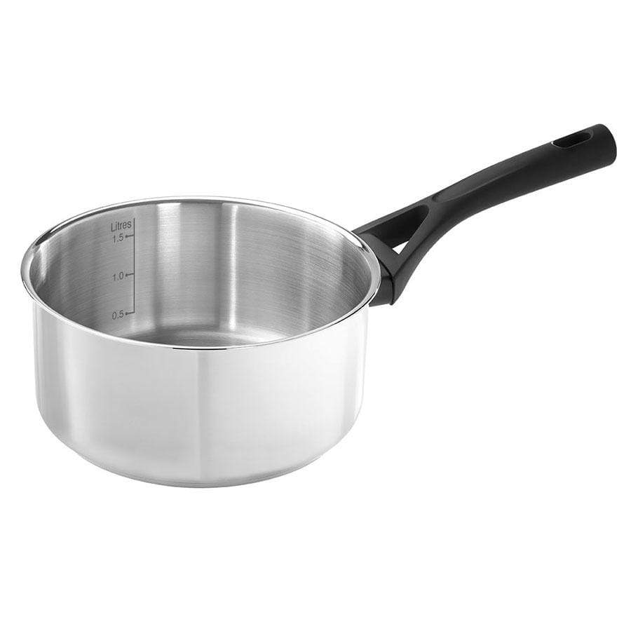 Pyrex Expert Touch Saucepan and Lid 18cm