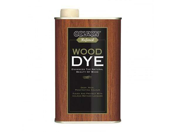 Ronseal 250ml Light Oak Refined Colron Wood Dye