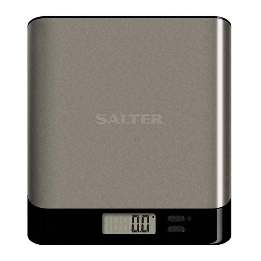 Salter Arc Pro Stainless Steel Digital Kitchen Scales