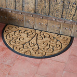 Smart Garden Heavy Duty Multi-Mat Half Moon Scroll 75 x 45cm