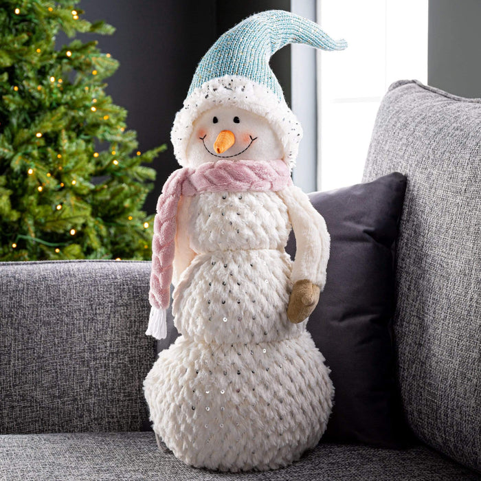 Snugman Extra Large Standing Christmas Snowman