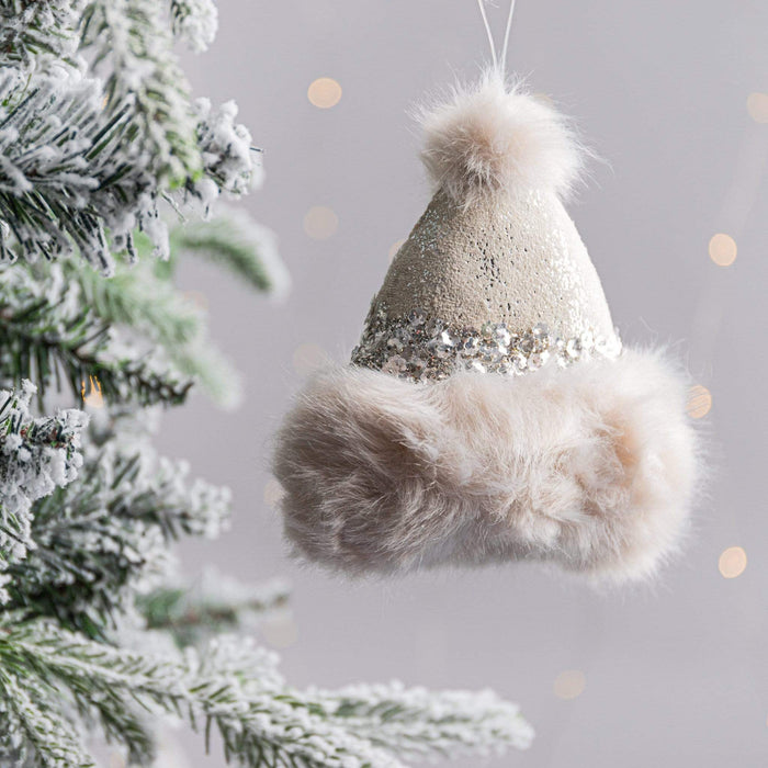 Soft Hat Tree Decoration