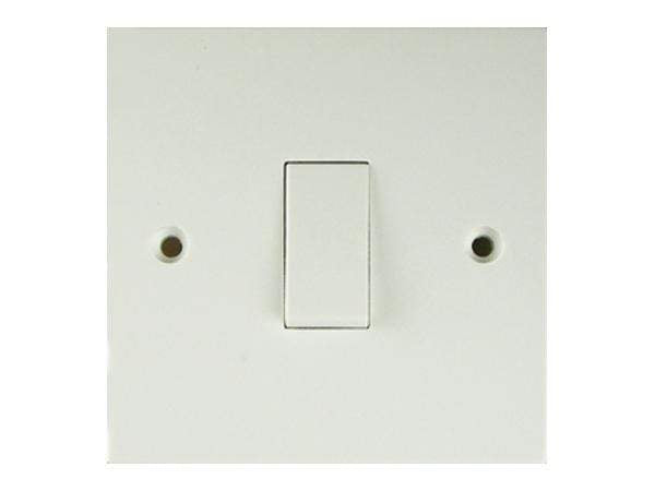 Sparkpak 2 Way 1 Gang Switch (01090239)