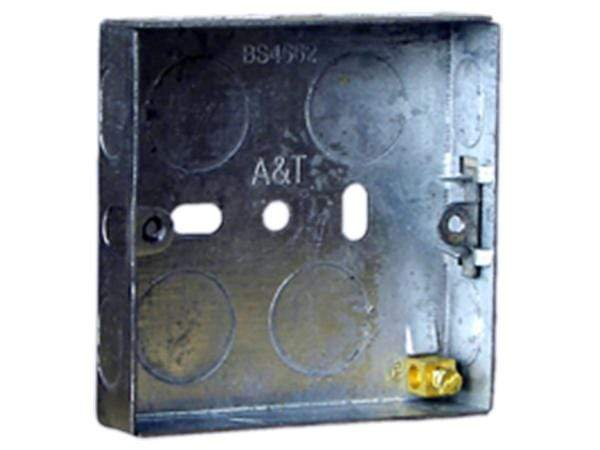 Sparkpak Single 16mm Metal Box (01089745)